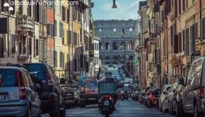 vista coliseo roma