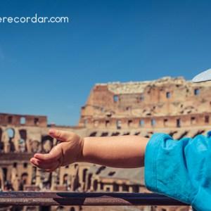 huge discount aac73 34f00 Recomendaciones para viajar a Roma con un bebé - Algo que recordar