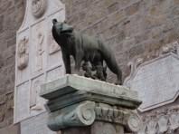 Arte em todos os lugares de Roma