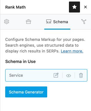 RankMath Schema Generator