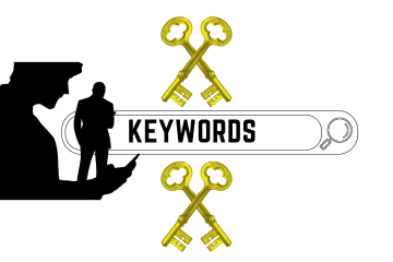 secondary keywords being searched for on a search engine