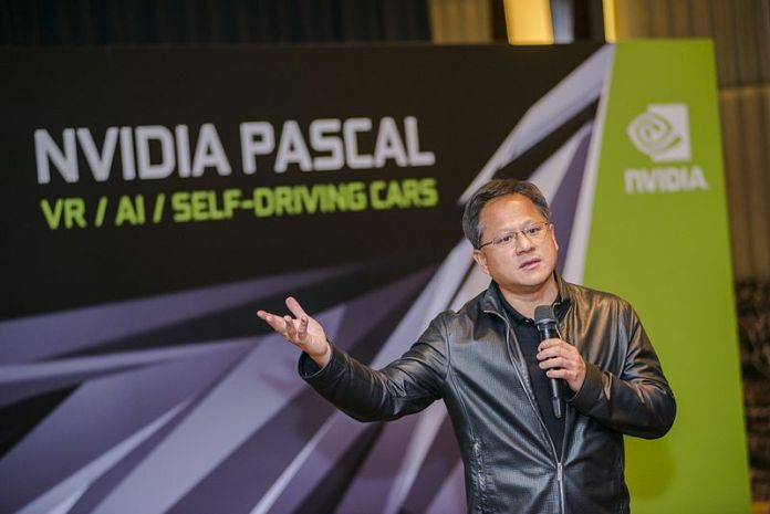 Nvidia Thinks Self-Driving Cars will be Here Within the Next Four Years