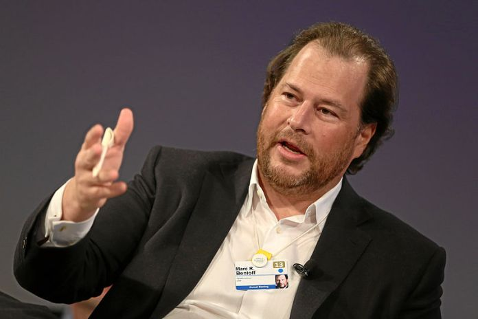 Salesforce Brings AI Machine Called Einstein to Weekly Staff Meetings