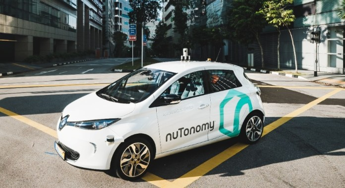 nuTonomy and Scale Open-Source Huge AI Dataset for Autonomous Driving Cars
