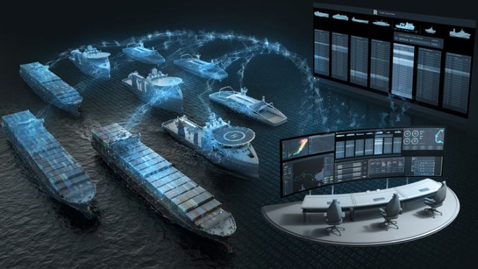 Rolls-Royce Self-Driving Ships