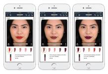 Amazon Uses AI to Allow you to Try Makeup Digitally