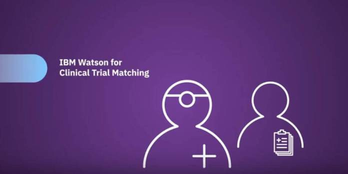IBM Watson for Clinical Trial Matching