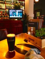 Juan Martín y Mi Guinness