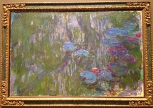 Water Lilies de Claudio Monet, 1919