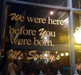 """""""Estuvimos aquí antes que nacieras"""""""