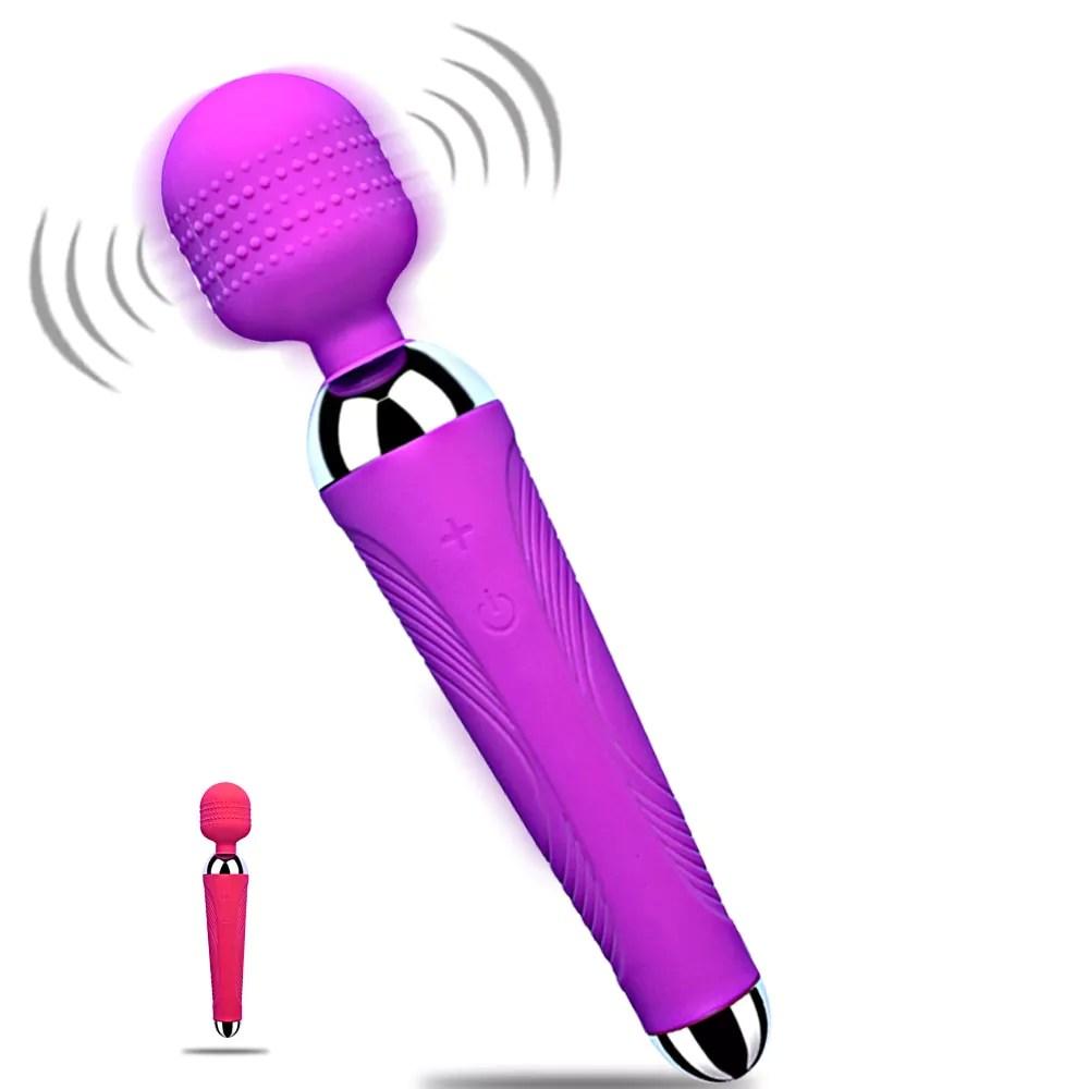 Powerful Wand AV Vibrator for Women
