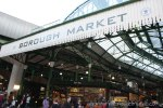 Borough Market el mercado gourmet de Londres