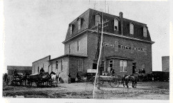 Spring City Flouring Mill, ca. late 1800s