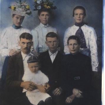 Turner Gunter Family