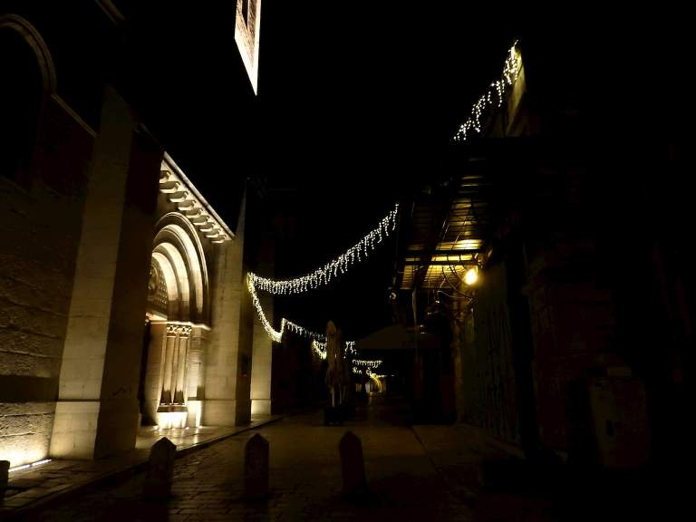 ירושלים בחג המולד סיור עצמאי