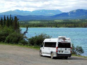 קרוון באלסקה
