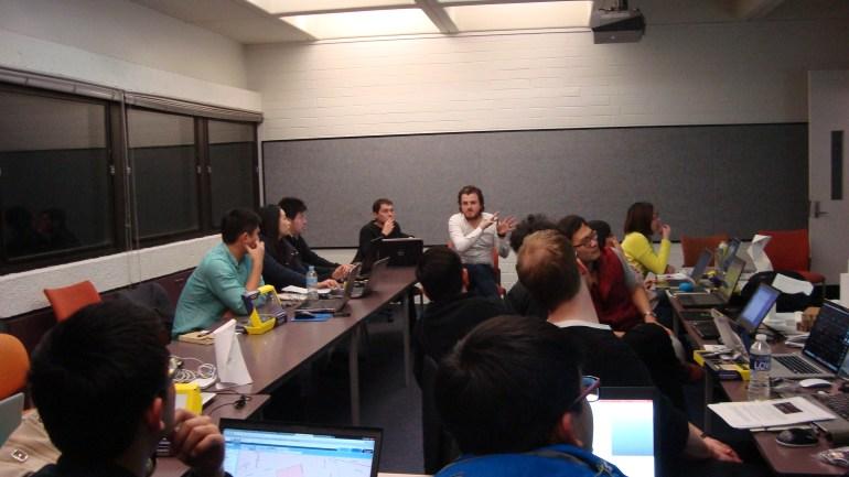 NSpace - University of Melbourne architecture computing - Suleiman Alhadidi