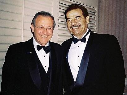 حلفاء أميركا.. صدام حسين مثالاً
