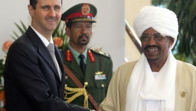 بشار الأسد والبشير