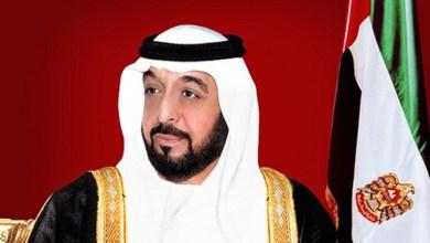 خليفة بن زايد رئيس الإمارات