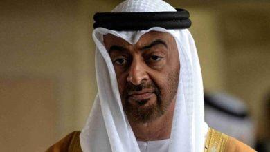 محمد بن زايد الامارات