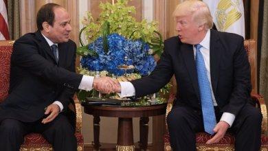 امريكا ومصر