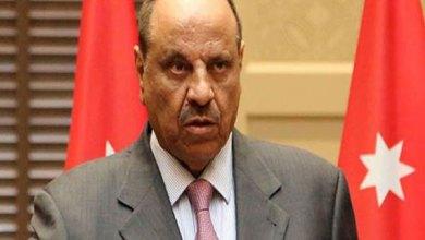 وزير الداخلية الاردني سلامة حماد