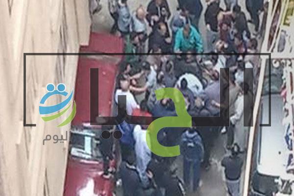 شاب يقتل إمام مسجد