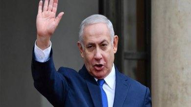 نتنياهو رئيس وزراء الاحتلال