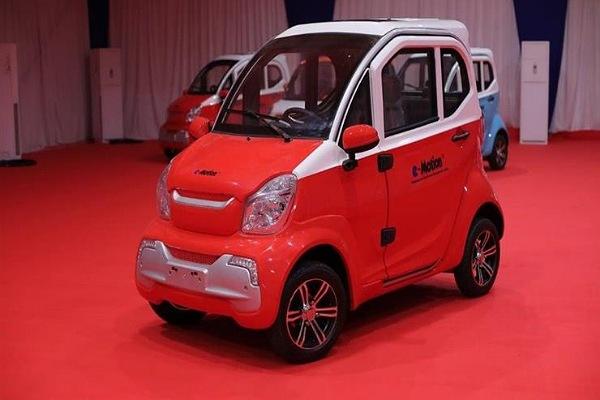 سيارة كهربائية في مصر