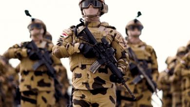 مناورات الجيش المصري