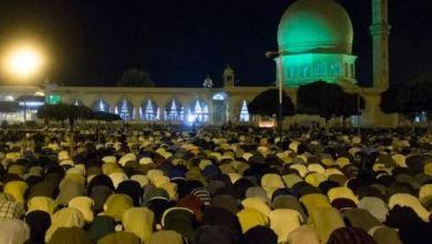 الصلاة في رمضان وزارة الاوقاف كورونا