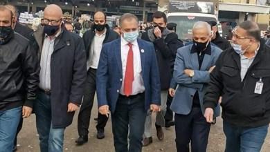 وزير العمل الأردني معن القاطمين