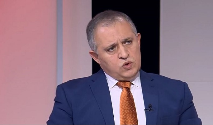 وزير العمل الأردني معين القطامين