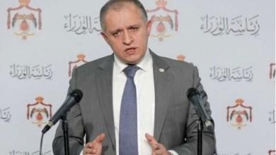 وزير العمل الأردني