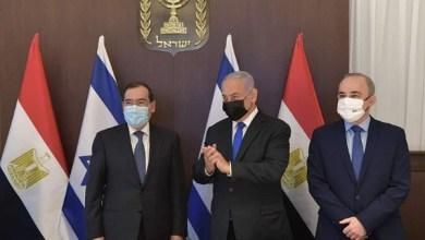 وزير البترول في اسرائيل
