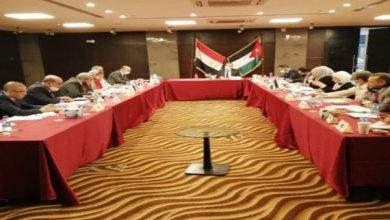 اللجنة-المصرية-الاردنية-للنقل