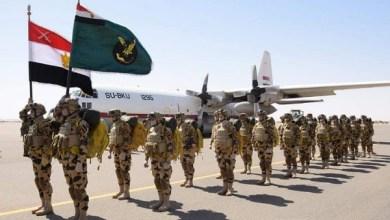 القوات الجوية المصرية تصل السودان