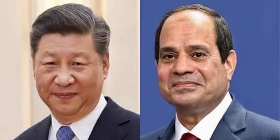 الرئيس يبحث هاتفياً مع الرئيس الصيني تداعيات ازمة كورونا وتوفير اللقاحات
