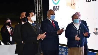 Photo of مصر تحصل على شرف استضافة كأس العالم للرماية 2022