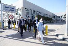 Photo of وزيرة الصحة تصل إلى محافظة الأقصر لبدء زيارتها الميدانية بعدد من محافظات الصعيد