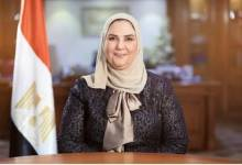 "Photo of وزيرة التضامن الاجتماعي تستعرض تقريرًا مفصلًا عن مشروع ""٢ كفاية"