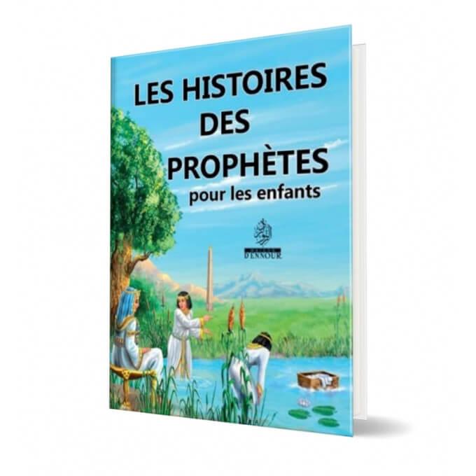 Histoire Des Prophetes Pour Les Petit : histoire, prophetes, petit, Histoires, Prophètes, Enfants, Edition, Maison, D'Ennour