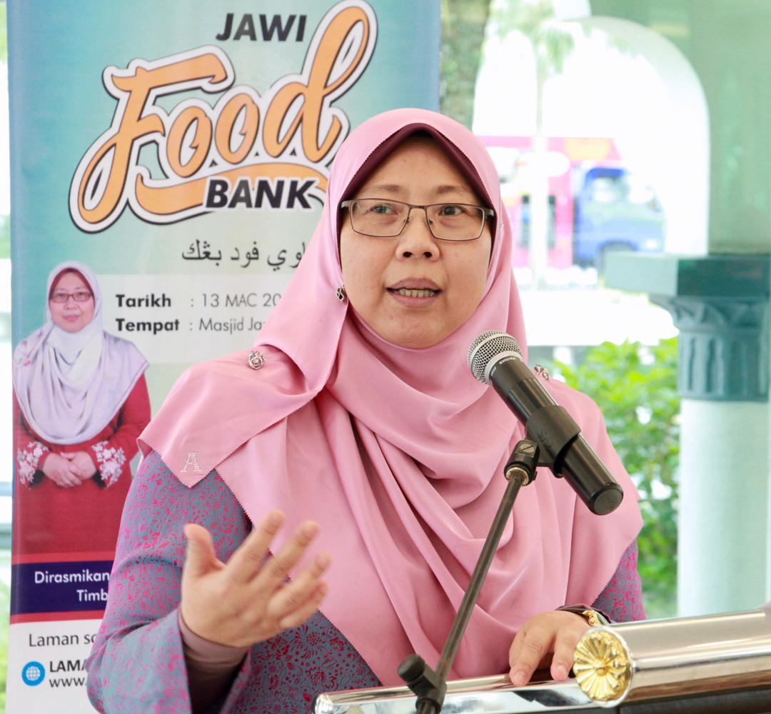 JAWI FOOD BANK, MANFAAT GOLONGAN SASAR