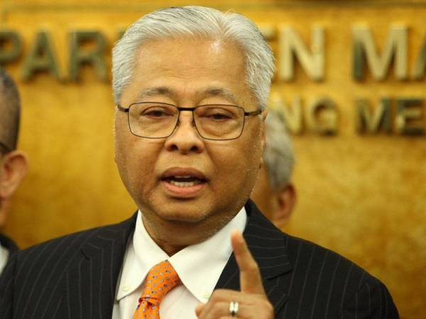 Pendeposit TH jangan buat pengeluaran panik: Ismail Sabri ...