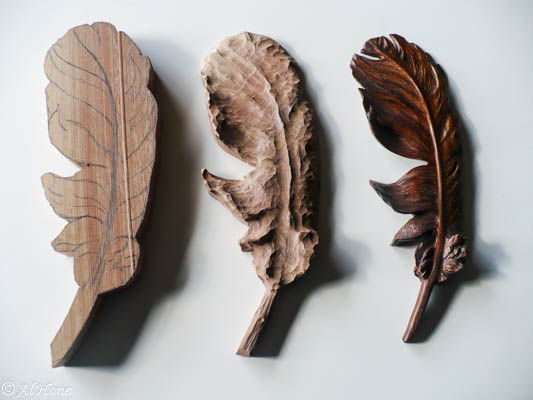 basic wood carving