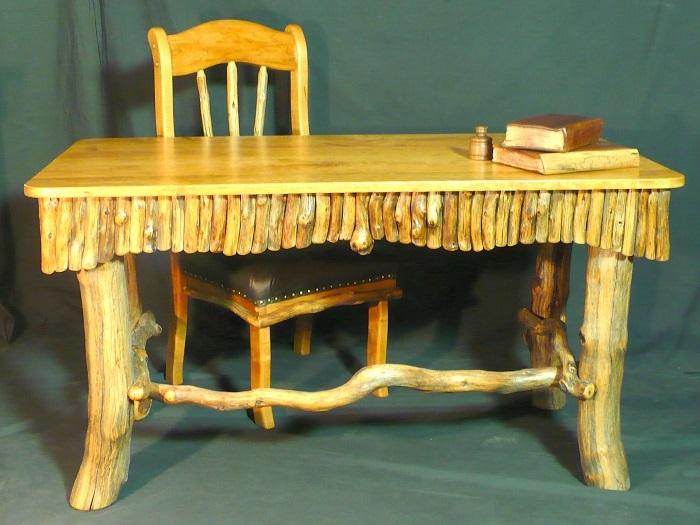 wild wood desk