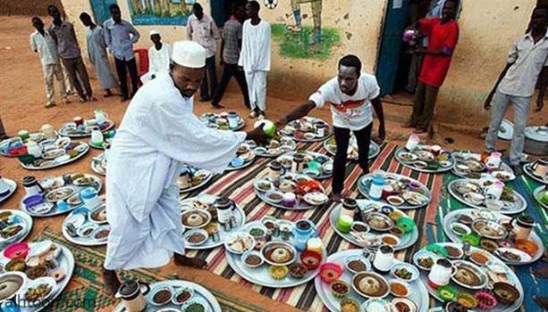رمضان في السودان الضرا العادة الأبرز و الحلو مر مشروب الإفطار صحيفة هتون الدولية