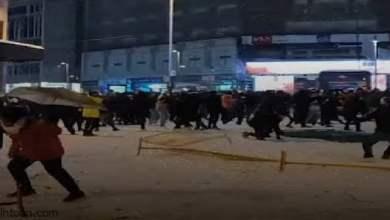 """شاهد: معارك جماعية بـ""""كرات الثلج"""" - صحيفة هتون الدولية"""