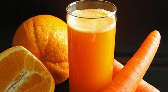عصير البرتقال بالجزر لتقوية جهازك المناعي